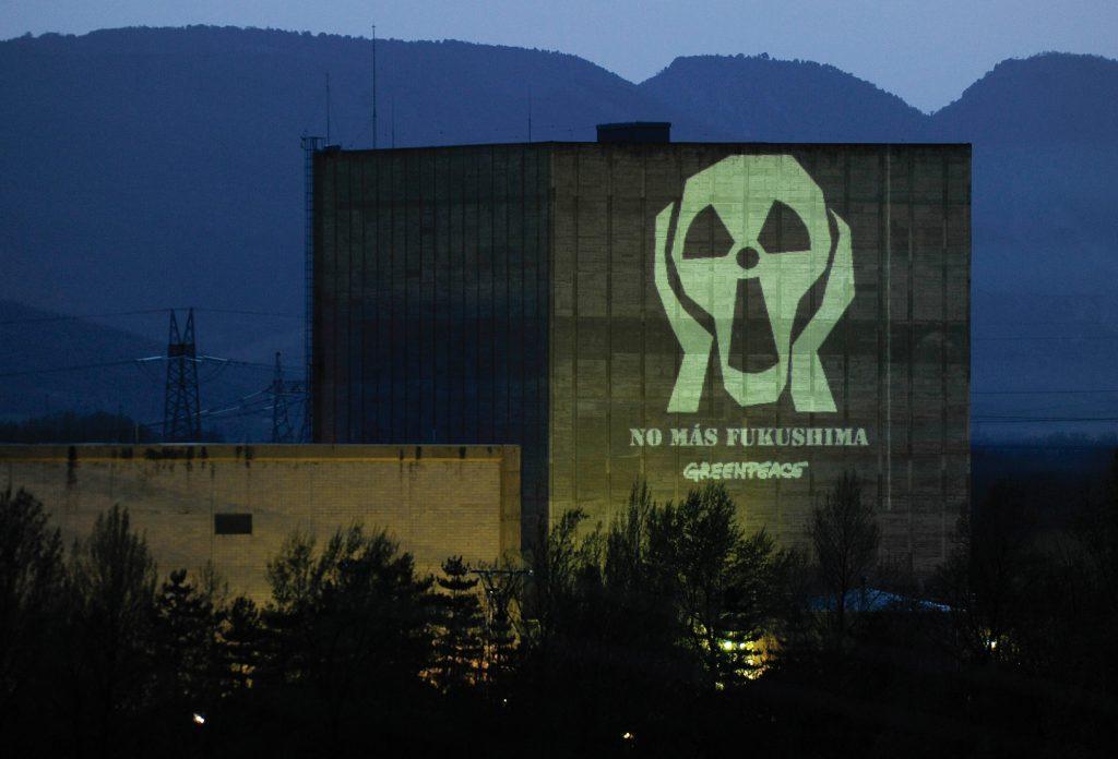 Proyección anti-nuclear