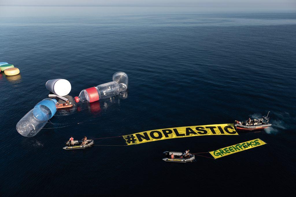 ¡Acción! Hacemos visible el plástico que no vemos en nuestros