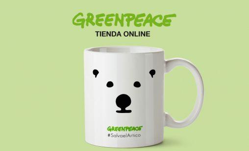 Imagen de: Tienda online  greenpeace