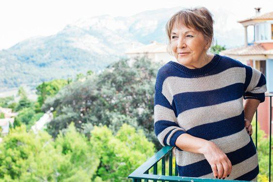 Maria Teresa Blanco ha hecho testamento solidario a favor de Greenpeace.