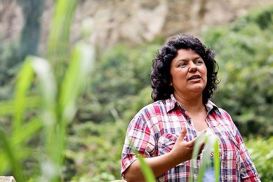 Contra el olvido juicio por el asesinato de Berta Cáceres