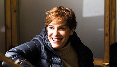 Anabel alonso, actriz y socia de greenpeace