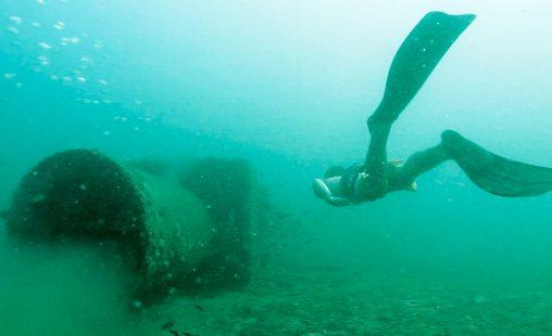 Imagen de: Los mares no pueden ser un WC