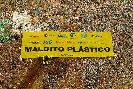Máldito Plástico