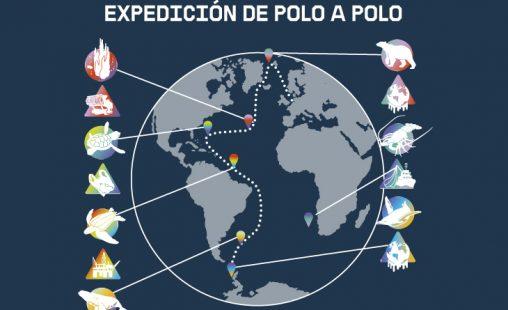 Imagen de: Expedición de polo a polo