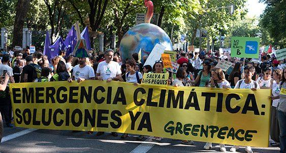 Huelgas, manifestaciones, cumbres… este otoño viene marcado por la demanda de soluciones ante la emergencia climática.