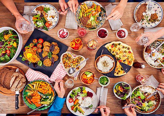 Greenpeace investiga las dietas de los comedores escolares en el día de la alimentación