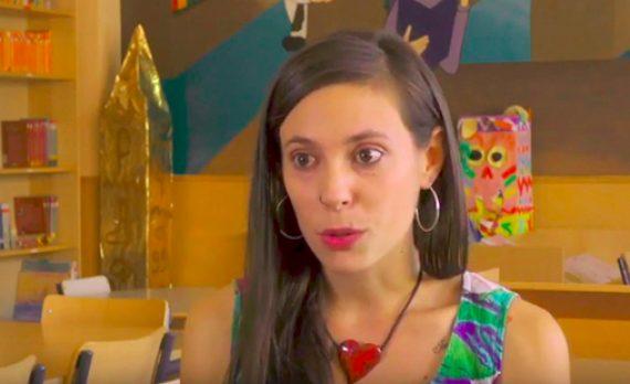 Paloma Gladiné Nutricionista de hostelería escolar