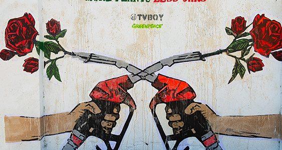 Grafitis que agitan conciencias