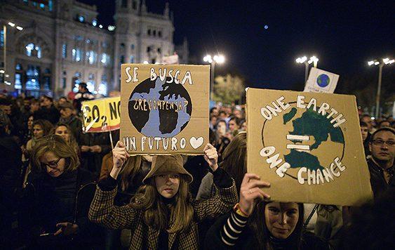 Comienza el primer litigio climático en España