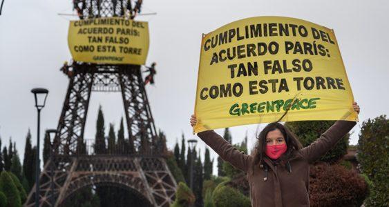 Hacemos balance de lo conseguido en el 5 aniversario del acuerdo de Paris